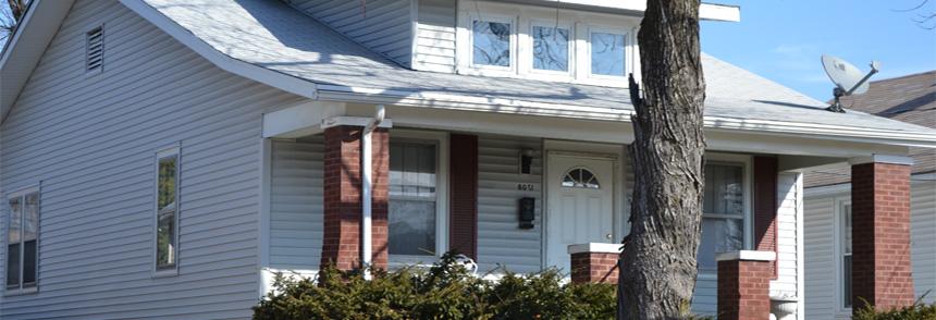 Evansville Homes